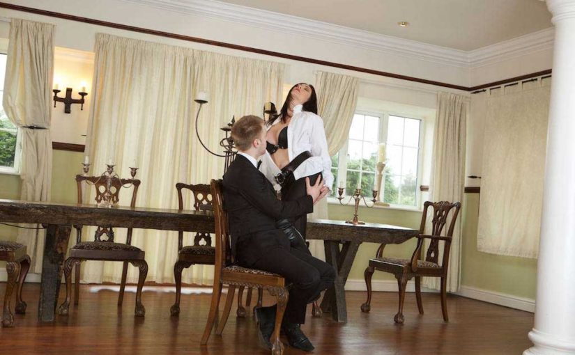 Thigh Booted Mistress Miss Hybrid Party Planner
