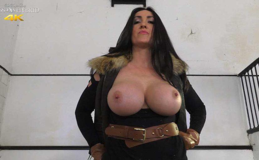 Miss Hybrid Kinky Soaking And Easy Access Jodhpurs